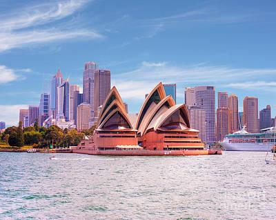 Sydney Opera House Australia Original