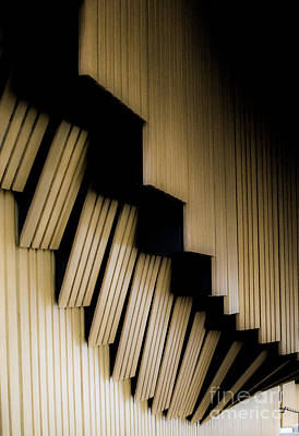 Photograph - Sydney Opera House Interior by Angela DeFrias