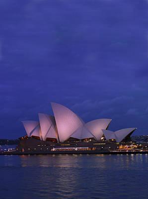 Photograph - Sydney Opera House by Joel Gilgoff