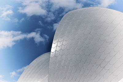 Photograph - Sydney Opera House No. 4-1 by Sandy Taylor