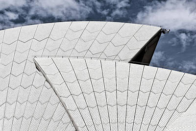 Photograph - Sydney Opera House No. 5-1 by Sandy Taylor