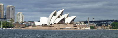Photograph - Sydney Opera House Panorama by Carla Parris