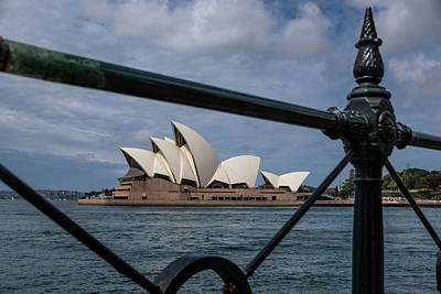 Photograph - Sydney Opera House by Steven Richman