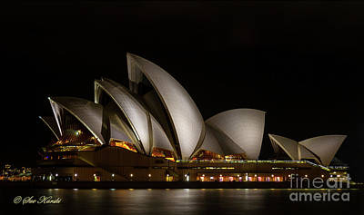 Photograph - Sydney Opera House by Sue Karski