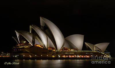 Photograph - Sydney Opera House by Sue Karski