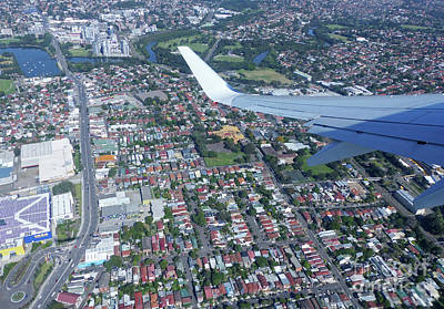 Photograph - Sydney Suburbs by Phil Banks
