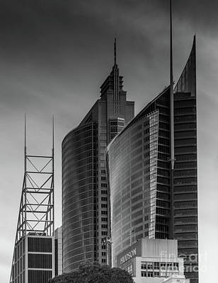 Photograph - Sydney's Skyscrapers by Jola Martysz