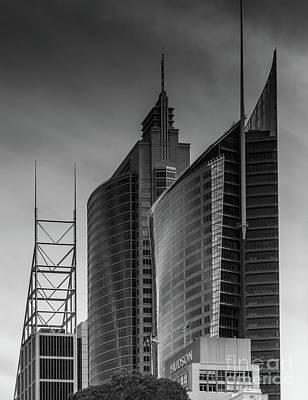 Photograph - Sydney's Skyscrapers by Jola Martysz