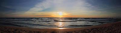 Photograph - Sylt Sunset by Marc Huebner