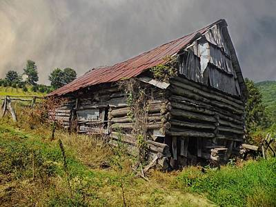 Photograph - Sylva Barn by Joe Duket