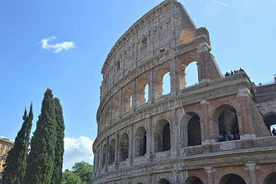 Photograph - Symbol Of Rome by JAMART Photography