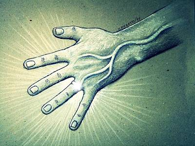 Symbol Of Unity Original by Paulo Zerbato