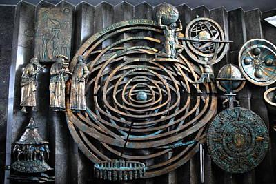 Photograph - Symbolism At Cosmonautics Museum by Jacqueline M Lewis