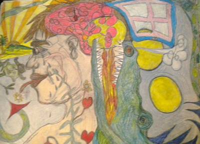 Symbolism Art Print