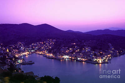 Symi Photograph - Symi - Greece by Steve Outram
