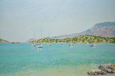 Symi. Greece.  Original
