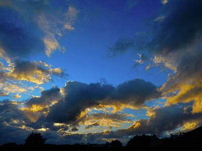Photograph - Symphonic Sunset by Mark Blauhoefer