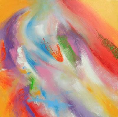 Painting - Symphony In Light by Skye Taylor