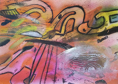 Painting - Symphony by Maura Satchell