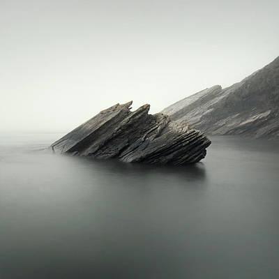 Water Filter Photograph - Symphony Of Silence by Pawel Klarecki