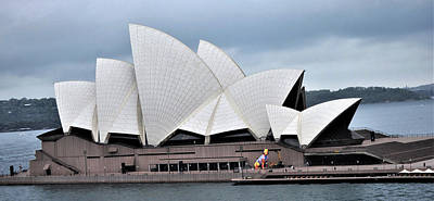 Photograph - Syney Australia Opera House by Jay Milo