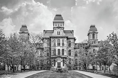 Mater Photograph - Syracuse University Hall Of Languages by University Icons