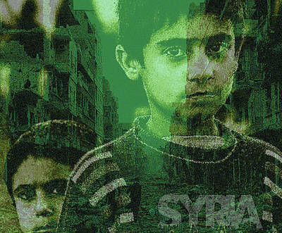 Syria Art Print by Martin James