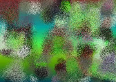 Beautiful Digital Art - T.1.495.31.7x5.5120x3657 by Gareth Lewis
