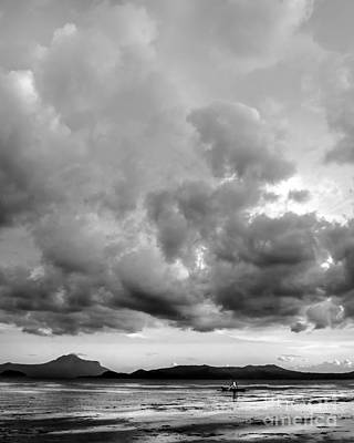 Photograph - Taal Volcano Philippines by Michael Arend