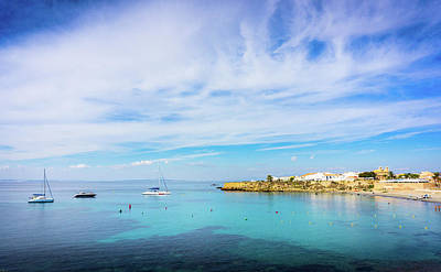 Photograph - Tabarca Island by Gary Gillette