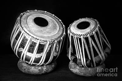 Photograph - Tabla by Charuhas Images