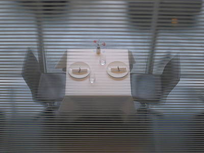 Photograph - Table 4 Two by Richard Reeve
