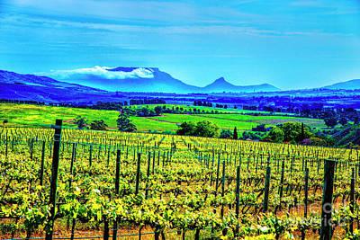 Photograph - Table Mountain by Rick Bragan