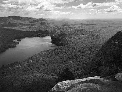Photograph - Table Rock Lake As Viewed From Table Rock Trail Overlook by Kelly Hazel