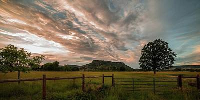 Landscapes Photograph - Table Rock Mt. by Kristen Beck