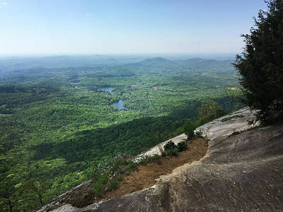Photograph - Table Rock Overlook by Kelly Hazel