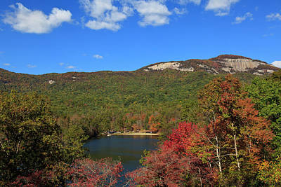 Photograph - Table Rock State Park In The Fall by Jill Lang