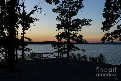 Photograph - Table Rock Sunset by Jennifer White