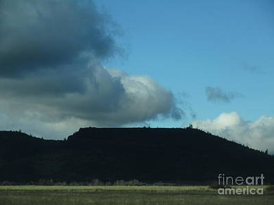 Photograph - Table Rock Tremors Style by Marie Neder