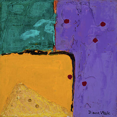 Painting - Tableau by Diana Wade