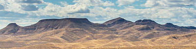 Photograph - Tablelands Panoramic by SR Green
