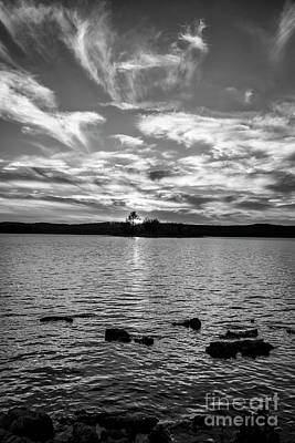 Photograph - Tablerock Lake 2 by Dennis Hedberg