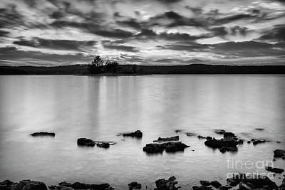 Photograph - Tablerock Lake 3 by Dennis Hedberg