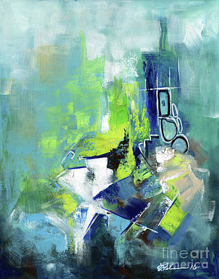 Painting - Taboo by Elena Feliciano