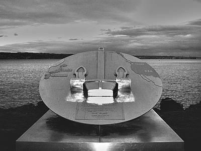 Sky Photograph - Tacoma Landmark by Lori Seaman
