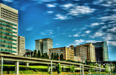 Tacoma,washington.hdr Art Print