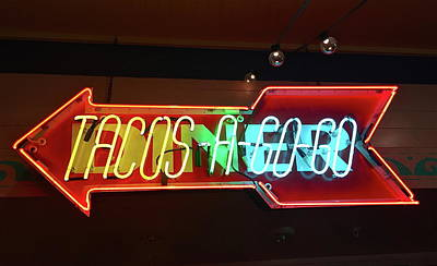 Photograph - Tacos A Go Go by Denise Mazzocco