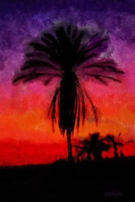 Digital Art - Taevalik Puu by Greg Collins