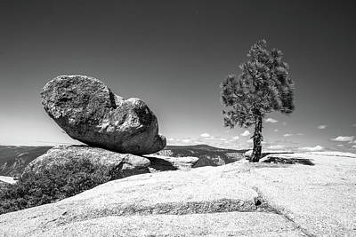 Photograph - Taft Point Detail by Davorin Mance