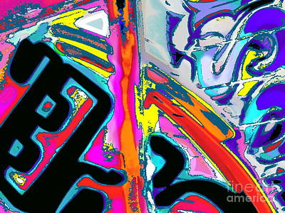 Digital Art - Tagalong Too by Expressionistart studio Priscilla Batzell